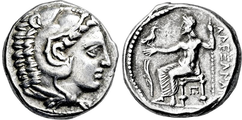 Coin Auction Griechische Münzen Griechisches Mutterland