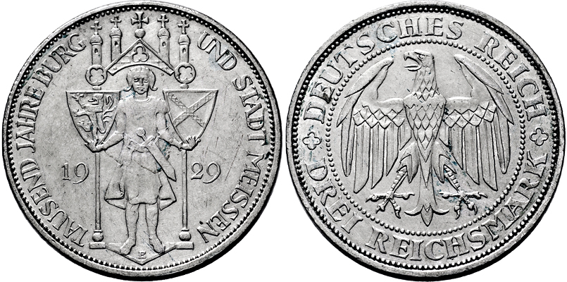 Coin Auction Weimarer Republik Münzen Und Medaillen Auction 334