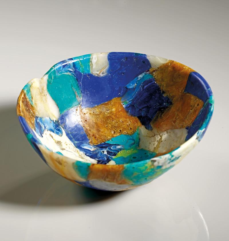 Lot 3 - objekte aus glas  -  Gerhard Hirsch Nachfolger Auktion 335 Antike Kunstobjekte