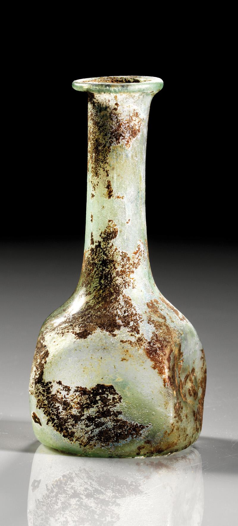 Lot 22 - objekte aus glas  -  Gerhard Hirsch Nachfolger Auktion 335 Antike Kunstobjekte