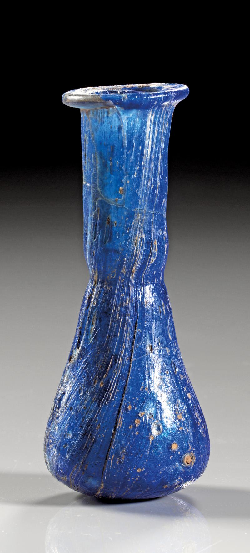Lot 23 - objekte aus glas  -  Gerhard Hirsch Nachfolger Auktion 335 Antike Kunstobjekte