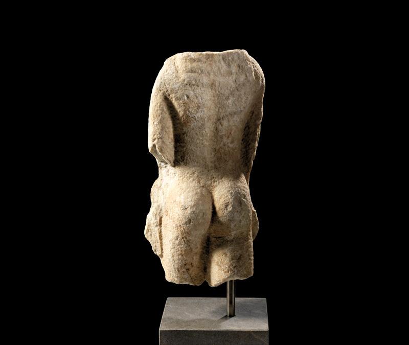 Lot 46 - objekte aus stein  -  Gerhard Hirsch Nachfolger Auktion 335 Antike Kunstobjekte