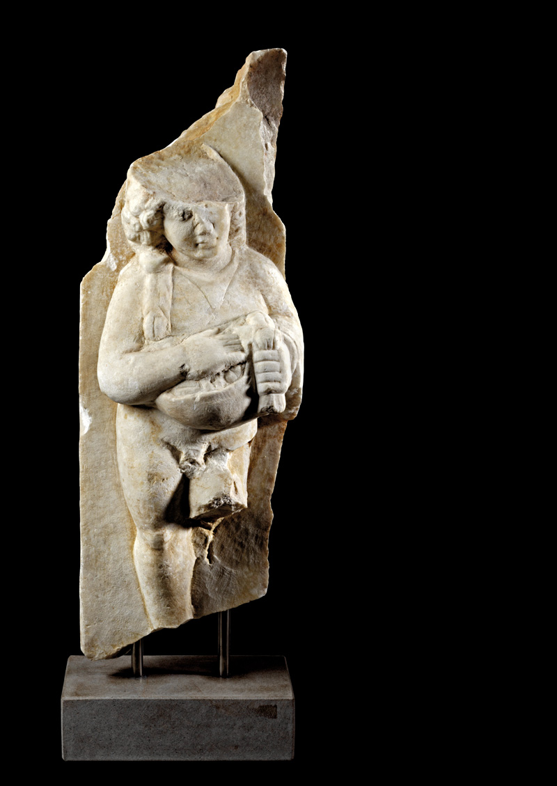 Lot 47 - objekte aus stein  -  Gerhard Hirsch Nachfolger Auktion 335 Antike Kunstobjekte