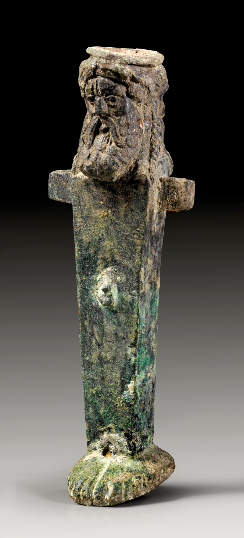 Lot 252 - objekte aus metall  -  Gerhard Hirsch Nachfolger Auktion 335 Antike Kunstobjekte