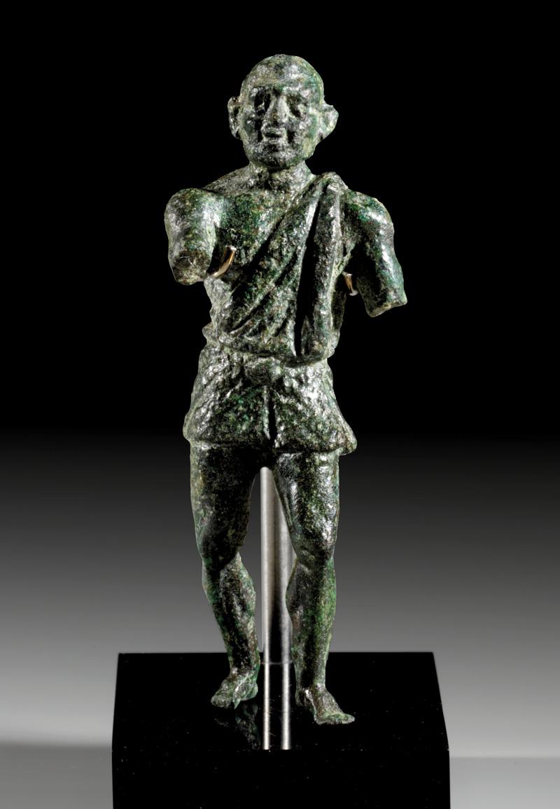Lot 259 - objekte aus metall  -  Gerhard Hirsch Nachfolger Auktion 335 Antike Kunstobjekte