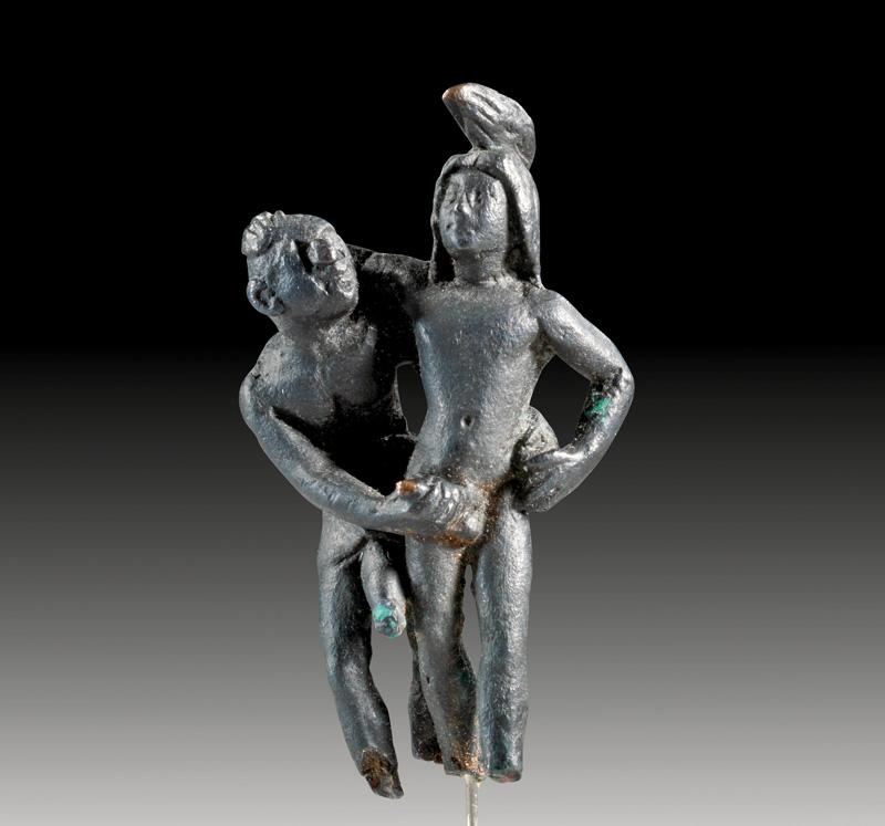 Lot 262 - objekte aus metall  -  Gerhard Hirsch Nachfolger Auktion 335 Antike Kunstobjekte