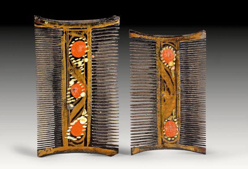 Lot 496 - spiegel  -  Gerhard Hirsch Nachfolger Auktion 335 Antike Kunstobjekte