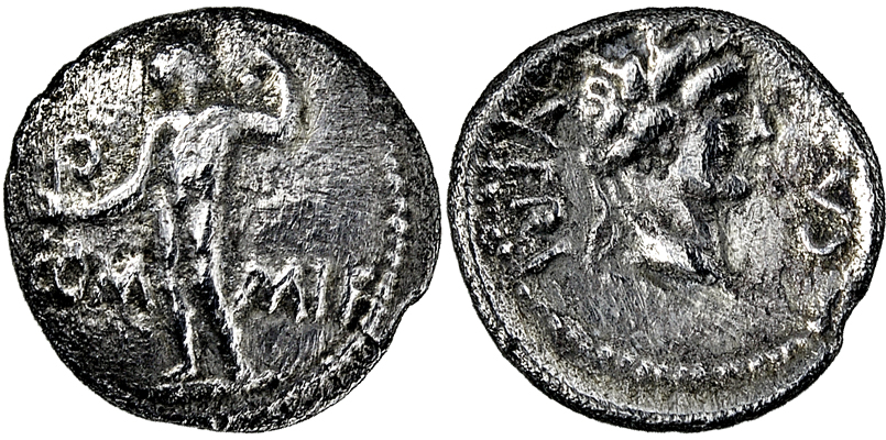 Lot 2001 - KELTEN, BRITANNIEN, ATREBATES ET REGINI.  -  Gerhard Hirsch Nachfolger Auktion 336 Antike Münzen