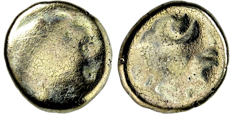 Lot 2005 - KELTEN, GALLIEN, AULERCI CENOMANI.  -  Gerhard Hirsch Nachfolger Auktion 336 Antike Münzen