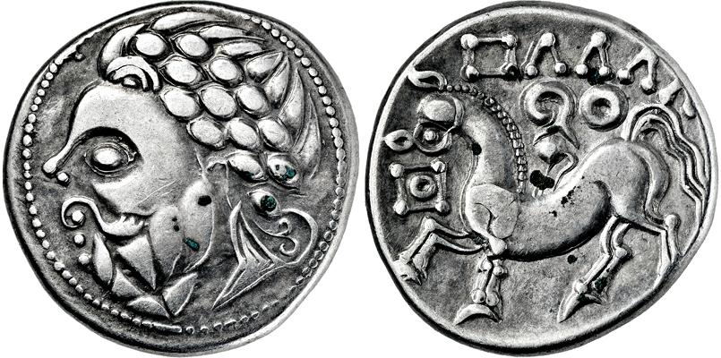 Lot 2009 - KELTEN, DONAUKELTEN, IMIT. D. TETRAD. PHILIPPOS II.  -  Gerhard Hirsch Nachfolger Auktion 336 Antike Münzen