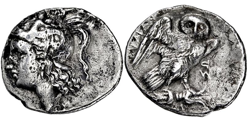 Lot 2023 - GRIECHISCHE MÜNZEN, ITALIEN, KALABRIEN, TARENT.  -  Gerhard Hirsch Nachfolger Auktion 336 Antike Münzen