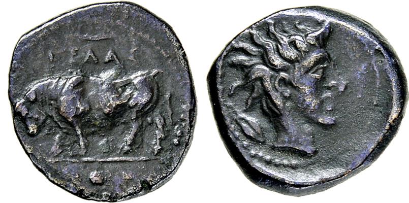 Lot 2036 - GRIECHISCHE MÜNZEN, SIZILIEN, GELA.  -  Gerhard Hirsch Nachfolger Auktion 336 Antike Münzen