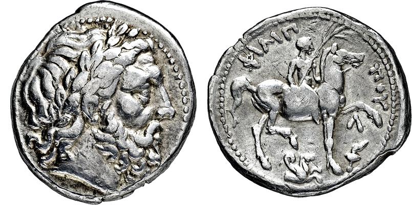 Lot 2087 - GRIECHISCHE MÜNZEN, GRIECHISCHES MUTTERLAND, KÖNIGREICH MAKEDONIEN  -  Gerhard Hirsch Nachfolger Auktion 336 Antike Münzen