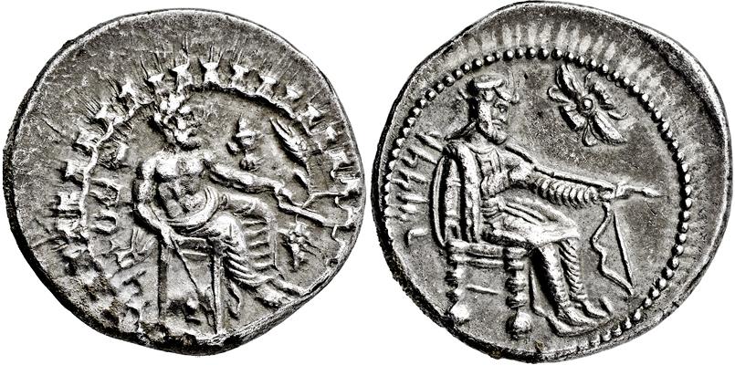 Lot 2223 - GRIECHISCHE MÜNZEN, ASIEN, KILIKIEN, TARSOS.  -  Gerhard Hirsch Nachfolger Auktion 336 Antike Münzen