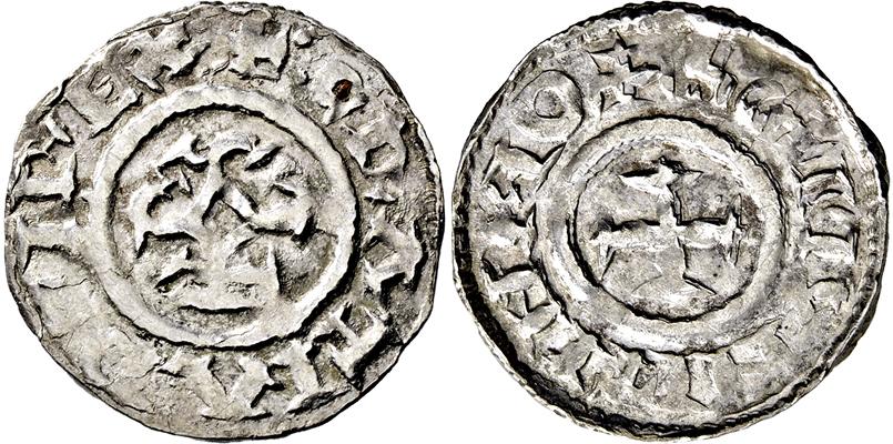 Lot 3005 - karolinger  -  Gerhard Hirsch Nachfolger Auktion 337 Münzen und Medaillen - Sammlung Bayern, Sammlung Judaica, u.a.
