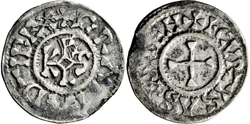 Lot 3006 - karolinger  -  Gerhard Hirsch Nachfolger Auktion 337 Münzen und Medaillen - Sammlung Bayern, Sammlung Judaica, u.a.