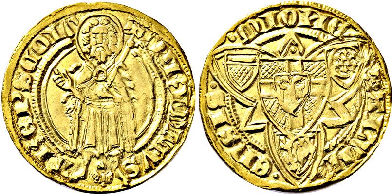 Coin Auction Köln Erzbistum Auktion 337 Münzen Und Medaillen