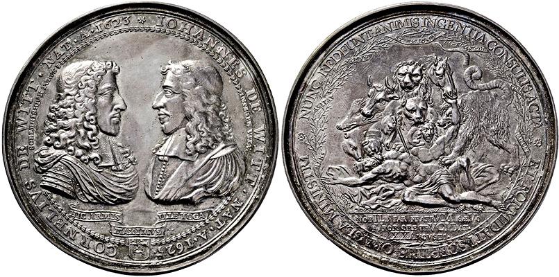 Stamp Auction Niederlande Auktion 337 Münzen Und Medaillen