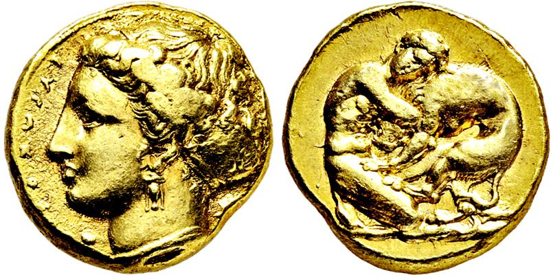 Stamp Auction Griechische Münzen Sizilien Syrakus Auktion 338
