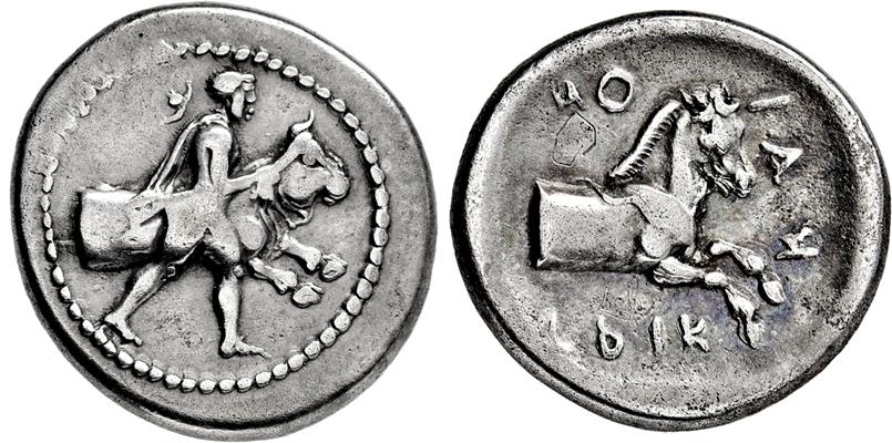 Stamp Auction Griechische Münzen Griechisches Mutterland