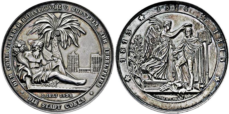 Coin Auction Köln Stadt Auktion 339 Münzen Und Medaillen Lot