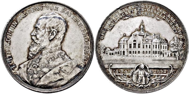 Coin Auction München Stadt Auktion 340 Sammlung Eines Münzen